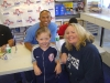 James & I meeting Mariano Rivera--Pitcher for the New York Yankee's