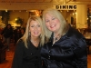 Cathy Poulin of Bob's Discount Furniture & Dr. Kathy Reilly Fallon